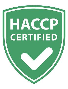 haccp certificaat